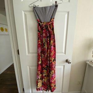 Women's Target Xhilaration Maxi dress XS